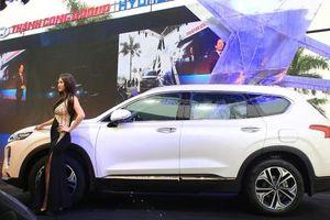 Hyundai Santa Fe 2019 bản Đặc Biệt thêm trang bị sẽ về đại lý vào cuối tháng này