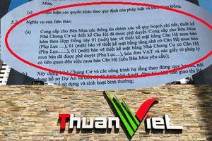 Cư dân New City kêu cứu: Chủ đầu tư Thuận Việt nói gì?
