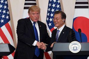 Tổng thống Trump 'không vội' về tiến trình phi hạt nhân hóa Triều Tiên