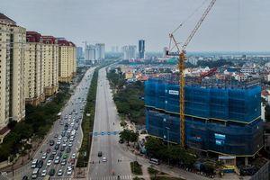 Địa ốc tây Hồ Tây: Đường mở đến đâu, chung cư cao tầng mọc đến đó