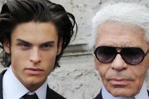 Những 'nàng thơ' của Karl Lagerfeld