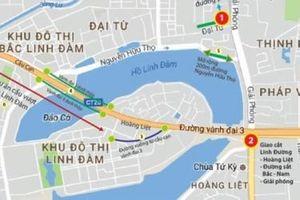 Hà Nội đầu tư trên 43,5 tỷ đồng xây dựng cầu vượt sông Bắc Linh Đàm