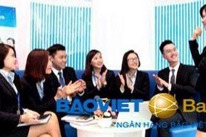 BAOVIET Bank tuyển chuyên viên tác nghiệp chuyển tiền quốc tế và tài trợ thương mại