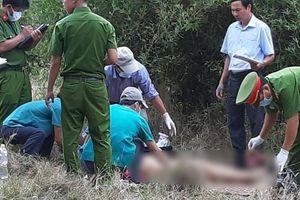 Bình Thuận: Phát hiện người phụ nữ chết lõa thể cạnh xe máy gần bờ hồ thủy lợi