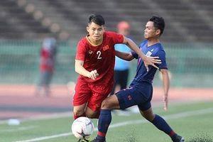 Hòa Thái Lan, U22 Việt Nam 'một mũi tên trúng hai đích'
