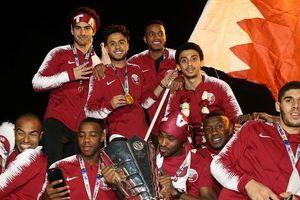 Vô địch châu Á, Qatar trở nên... 'sang chảnh'
