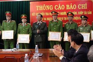 Lãnh đạo Điện Biên nói gì về khen thưởng cán bộ phá vụ giết nữ sinh?