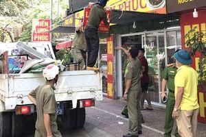 Bảo đảm trật tự đô thị tại phường Dịch Vọng, quận Cầu Giấy: Làm đến đâu chắc đến đó