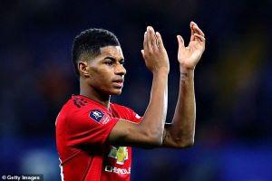 Man United dùng hợp đồng trong mơ để 'trói' Rashford