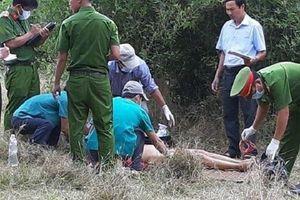 Phát hiện xác phụ nữ lõa thể trong rừng ở Ninh Thuận