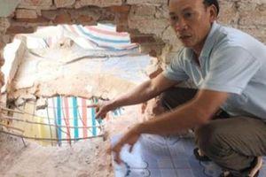 Nạn nhân vụ nổ mìn: 'Quá đau đớn khi em trai nổ mìn toan giết cả nhà'