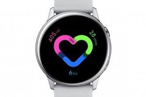 Trình làng Galaxy Watch Active đa tiện ích, giá 'mềm'