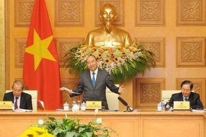 Thủ tướng chủ trì hội nghị của Ban Chỉ đạo cải cách hành chính của Chính phủ