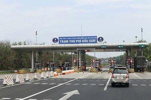 Thanh tra doanh thu cao tốc TPHCM-Long Thành-Dầu Giây: 1 ngày thu 3,3 tỷ