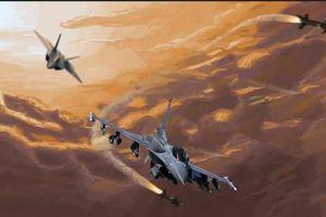 Ngỡ ngàng diện mạo siêu tiêm kích F-21 Mỹ đang rao bán