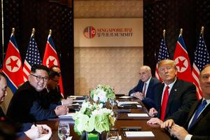 Nhật Bản hy vọng Hội nghị thượng đỉnh Mỹ - Triều lần hai giải quyết cả vấn đề bắt cóc