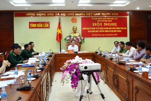 Đắk Lắk triển khai tổ chức Lễ kỷ niệm 60 năm Ngày Truyền thống BĐBP