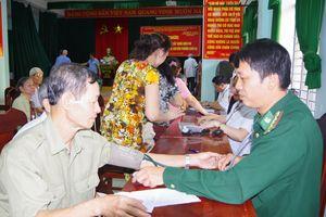 BĐBP Đà Nẵng khám chữa bệnh, cấp phát thuốc miễn phí cho người dân