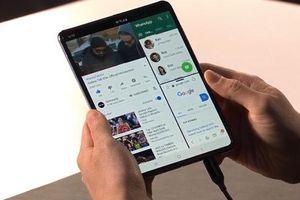 Samsung ra mắt smartphone màn hình gập được Galaxy Fold