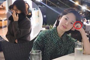 Giữa tin đồn ly hôn, Song Hye Kyo đi sự kiện không đeo nhẫn cưới