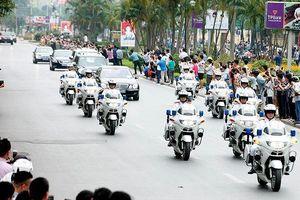 Công an Hà Nội sẵn sàng bảo vệ an ninh Hội nghị Mỹ - Triều
