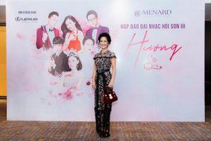 Diva Hồng Nhung và Hà Anh Tuấn đảm nhận dẫn chương trình đêm nhạc Son 3