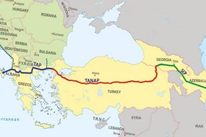 EU mời Turkmenistan tham gia Hành lang khí đốt phía Nam