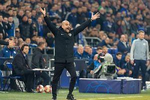 Guardiola: 'Đá thế này, Man City khó vô địch cúp C1'