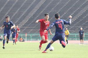 Video tổng hợp U22 Việt Nam 0-0 U22 Thái Lan
