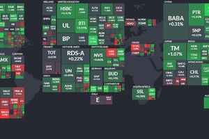 Trước giờ giao dịch 21/2: Thuận lợi nhờ chuỗi 8 phiên tăng của chứng khoán Mỹ