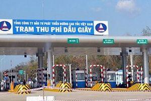 Cao tốc TP.HCM - Long Thành - Dầu Giây thu 3,3 tỷ đồng trong ngày đầu kiểm tra