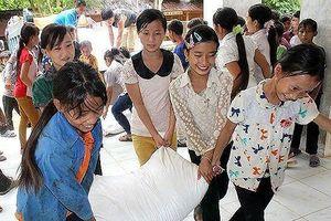 Nghệ An: Phân bổ gần 1.232 tấn gạo hỗ trợ hơn 20 nghìn học sinh