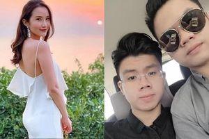 Chia tay thiếu gia Phan Thành, tiểu thư Xuân Thảo vẫn có hành động cực đẹp với em trai tình cũ