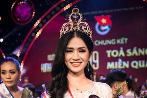 Nguyễn Thị Thu Phương đăng quang Người đẹp Kinh Bắc 2019