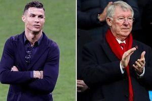 Tiết lộ: Sir Alex phải 'trảm' sao lớn vì Ronaldo