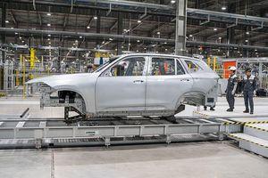 Từ quý II/2019, ô tô của VinFast sẽ chính thức được bán ra thị trường