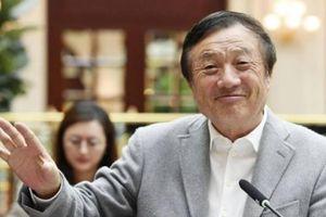 Ông chủ Huawei tự tin không để Mỹ 'đè bẹp'