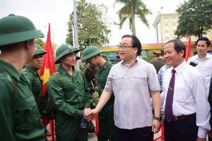 Hà Nội nô nức ngày hội tòng quân