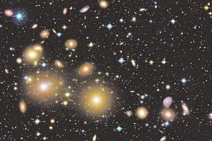 Các nhà khoa học phát hiện thêm 300.000 thiên hà mới