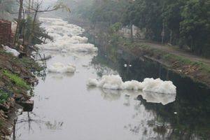 Hà Nội đầu tư 5,44 tỷ đồng xử lý sạt lở, củng cố bờ sông Duy Tiên