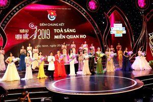 Đêm chung kết Cuộc thi 'Người đẹp Kinh Bắc 2019'