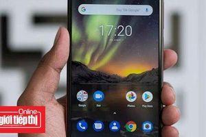 Nokia 6 được nhận bản cập nhật Android 9 Pie