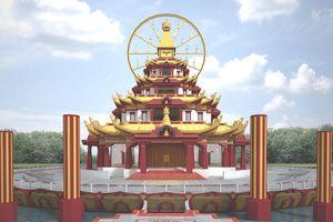 Đức Gyalwang Drukpa chủ trì đại lễ cầu an, cầu siêu tại Tây Thiên