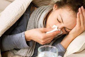 Nguy cơ nhiễm bệnh khi trời nồm ẩm