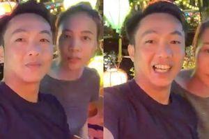 Cường Đô la trực tiếp trả lời chuyện Đàm Thu Trang có bầu và kỳ nghỉ trăng mật tại Hội An
