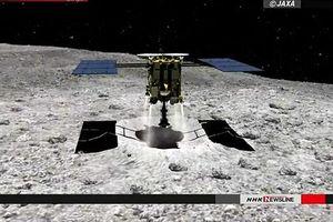Tàu thăm dò Hayabusa2 đáp xuống tiểu hành tinh Ryugu