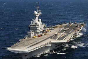 Tàu sân bay Pháp sắp được triển khai tới Ấn Độ - Thái Bình Dương