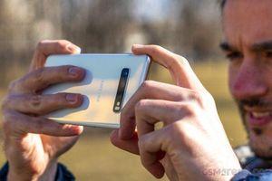 Ảnh và video chụp thử từ Samsung Galaxy S10+