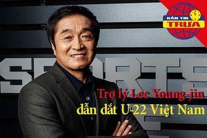 Park Hang-seo tiến cử Lee Young-jin dẫn dắt U-22 Việt Nam