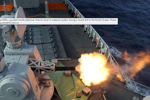 Trung Quốc 'lén' tập trận tại Biển Đông